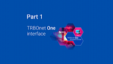 TRBOnet One Tutorial PART ONE