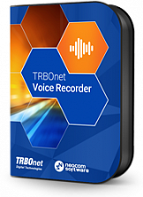 TRBOnet Gravador de voz for two-way radio systems