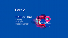 TRBOnet One Tutorial PART TWO